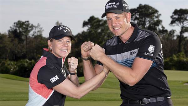 VIDEO TOUR TIP: Sorenstam & Stenson pitching masterclass