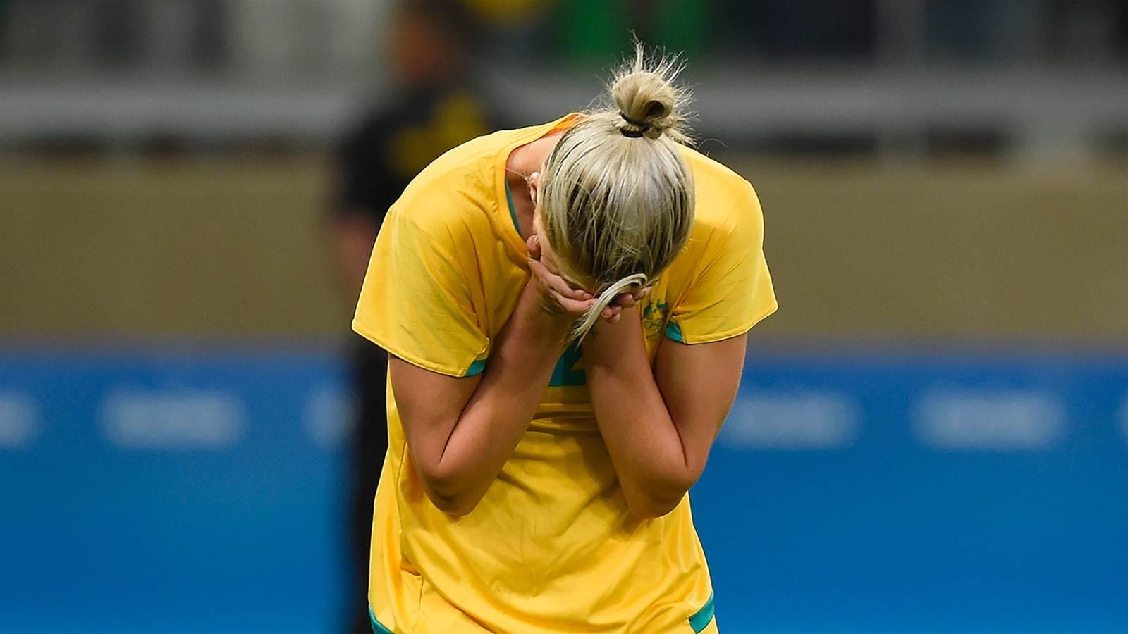 Watch: Kennedy buries her Brazil demons
