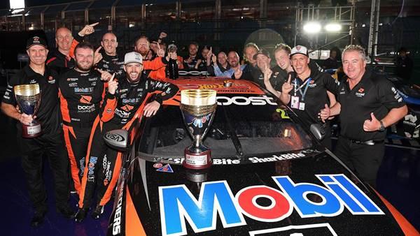 Melbourne Holden winners eye Symmons success