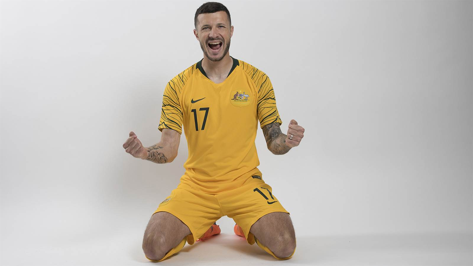 Watch: This Socceroo's sweet goal