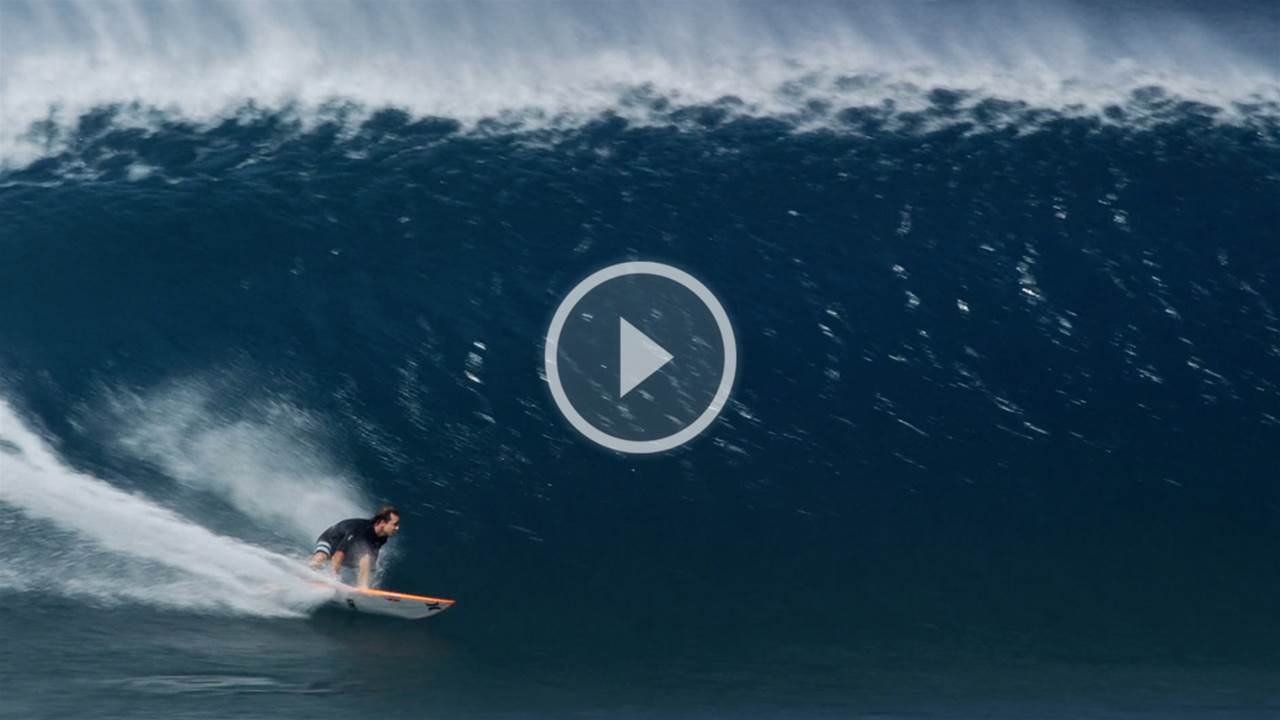 A Behind The Scenes Look At Julian Wilson's World Title Race