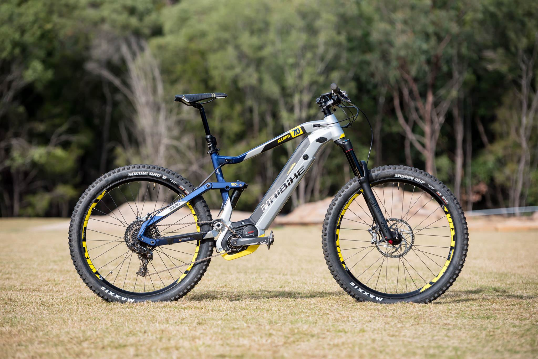 FIRST LOOK: Haibike XDURO All Mtn 7.0