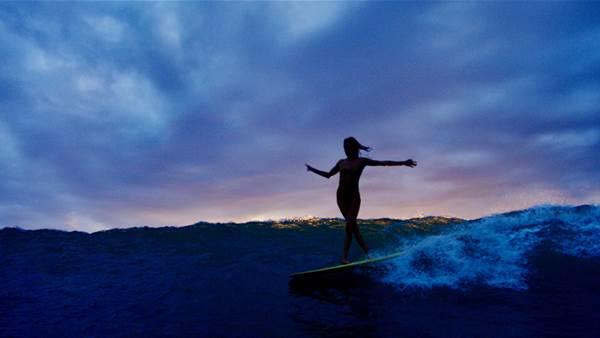 Watch: Victoria Vergara's Elegant Glide