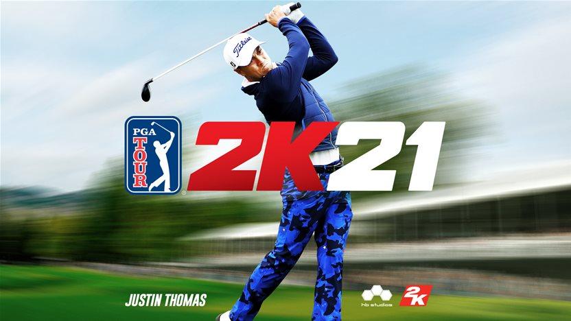 WATCH: PGA TOUR 2K21 release date announced
