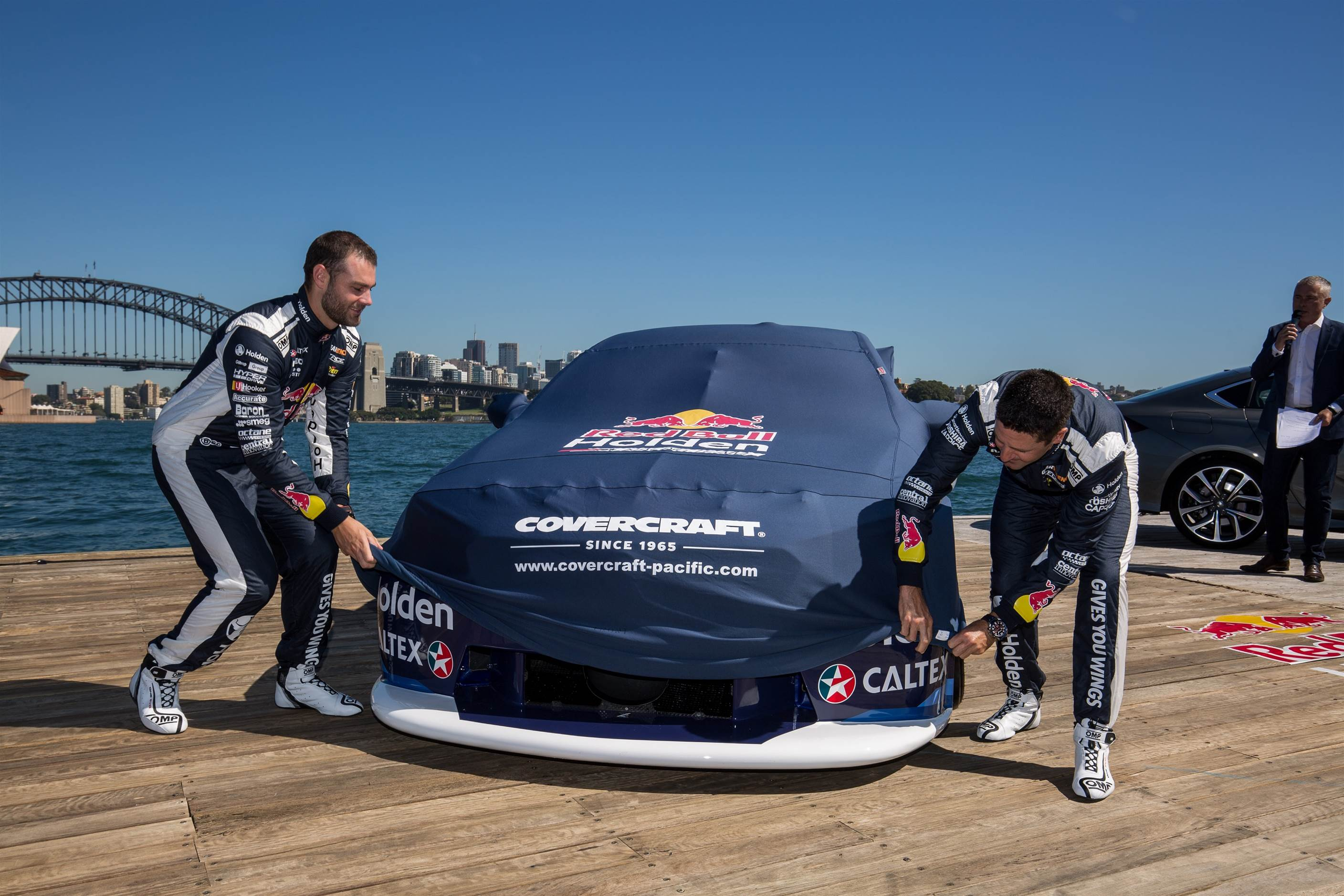 Red Bull Commodore ZB Supercar revealed