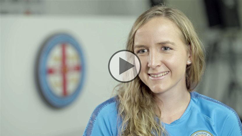 WATCH: Dobson talks W-League and more