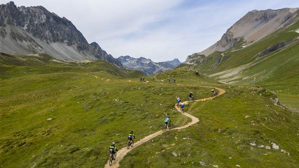 Epic Series MTB: The Swiss Epic 2019
