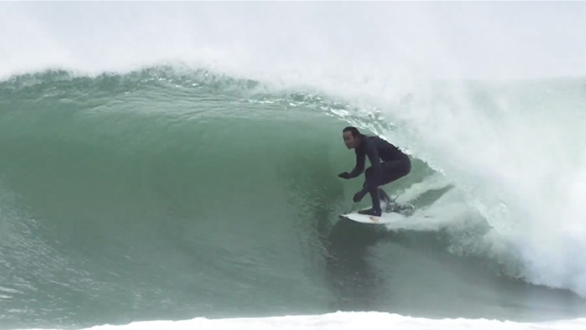Cold Comfort with Jordy Smith