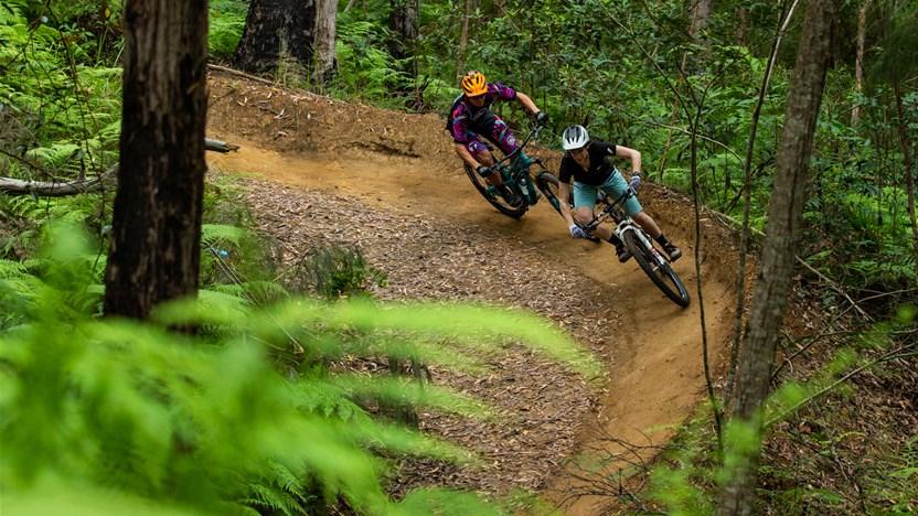 Sunshine Coast trails