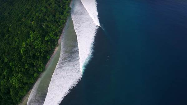 Discovering The Mentawai with Martin Daly