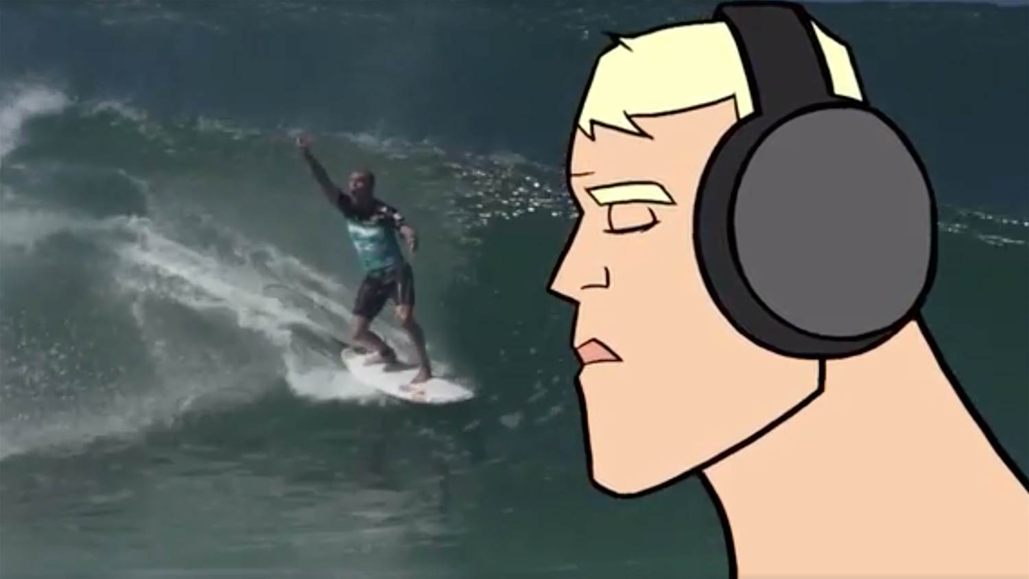 The Goal | An Animated Glimpse Into the Incredible life Story of Mick Fanning