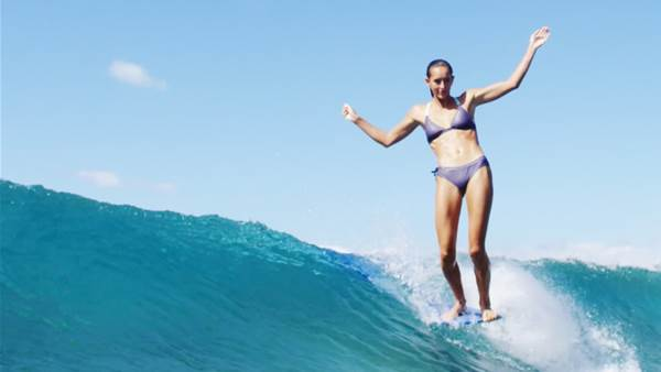 World Champion Honolua Bloomfield as Captured by Morgan Maassen