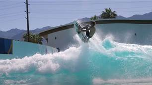 Watch: The Palm Springs Surf Club Pool Get Put to the Test