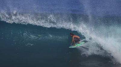 Watch: Mason Ho's Big Small-Board Mood