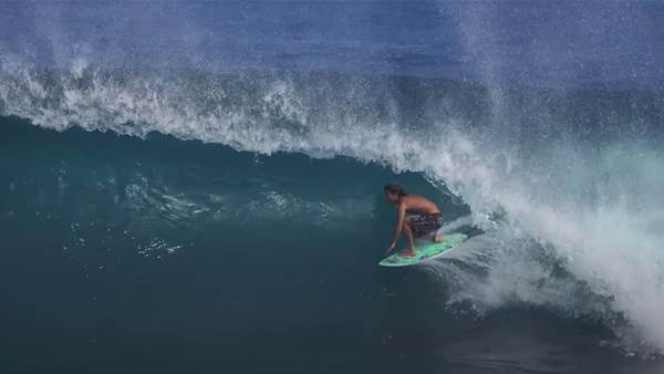 Watch: Mason Ho's Big Small-Board Mood
