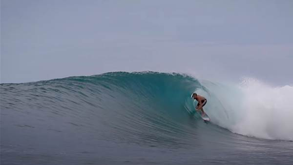 Watch: Nate Behl and Luke Tema Session a Secret Mentawai Slab