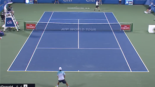 WATCH: Andy Murray's amazing SEVEN match point thriller