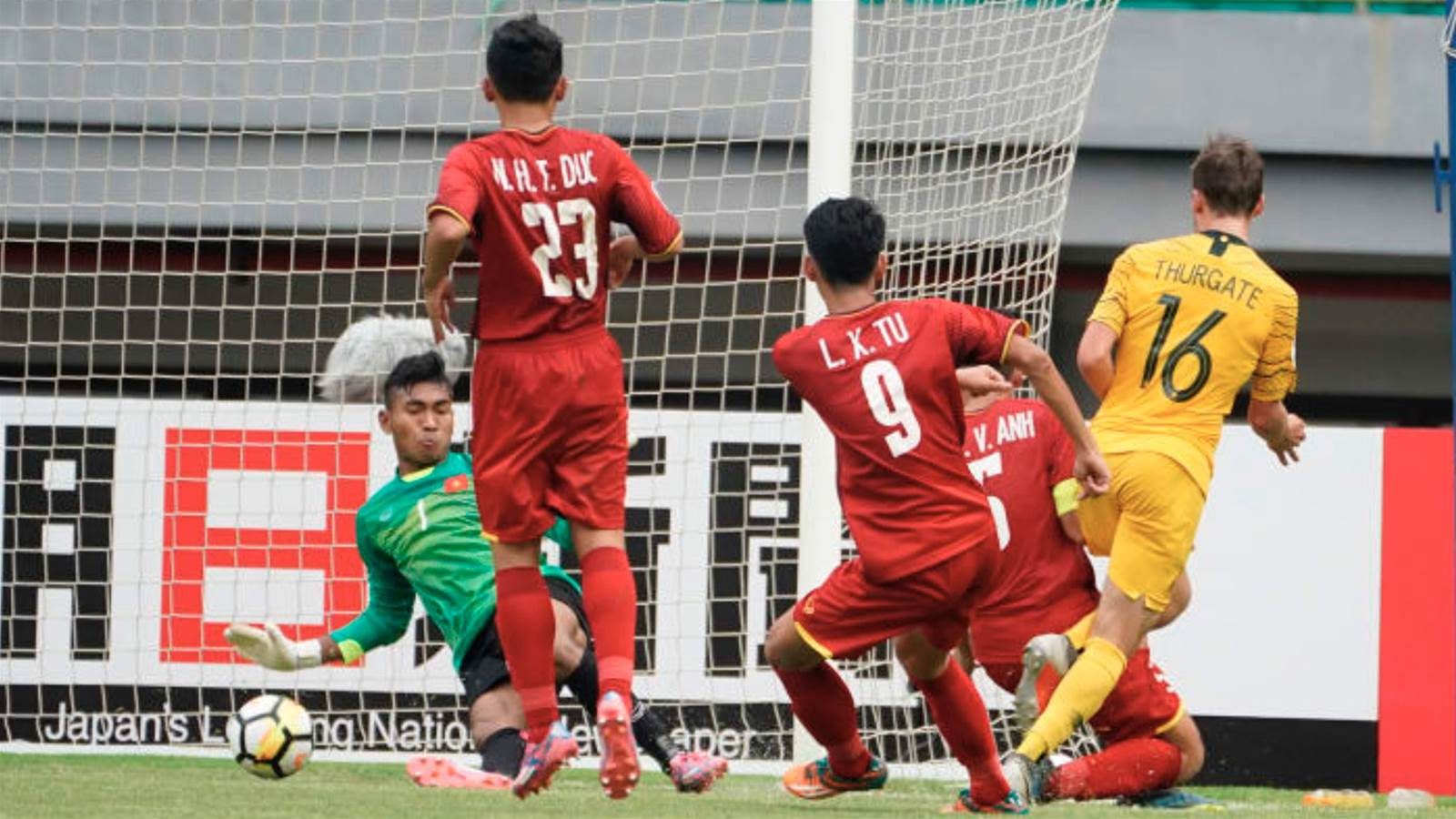 WATCH! Young Roos edge out Vietnam