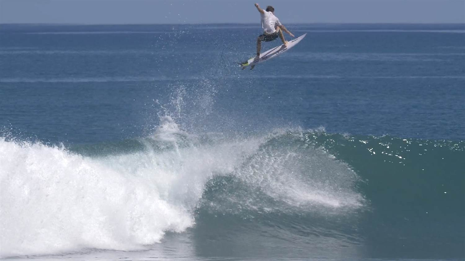 His Hawaiian Airs Melted the Internet, Now here's some more Reef Heazlewood.