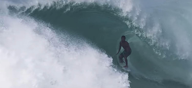 Filipe Toledo's Hawaiian Highlight Reel