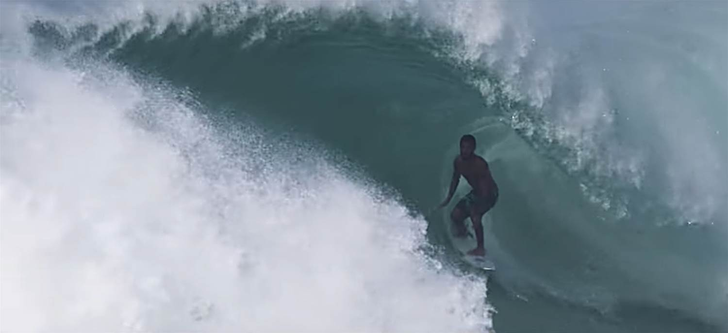 Filipe Toledo's Hawaiian Highlight Reel