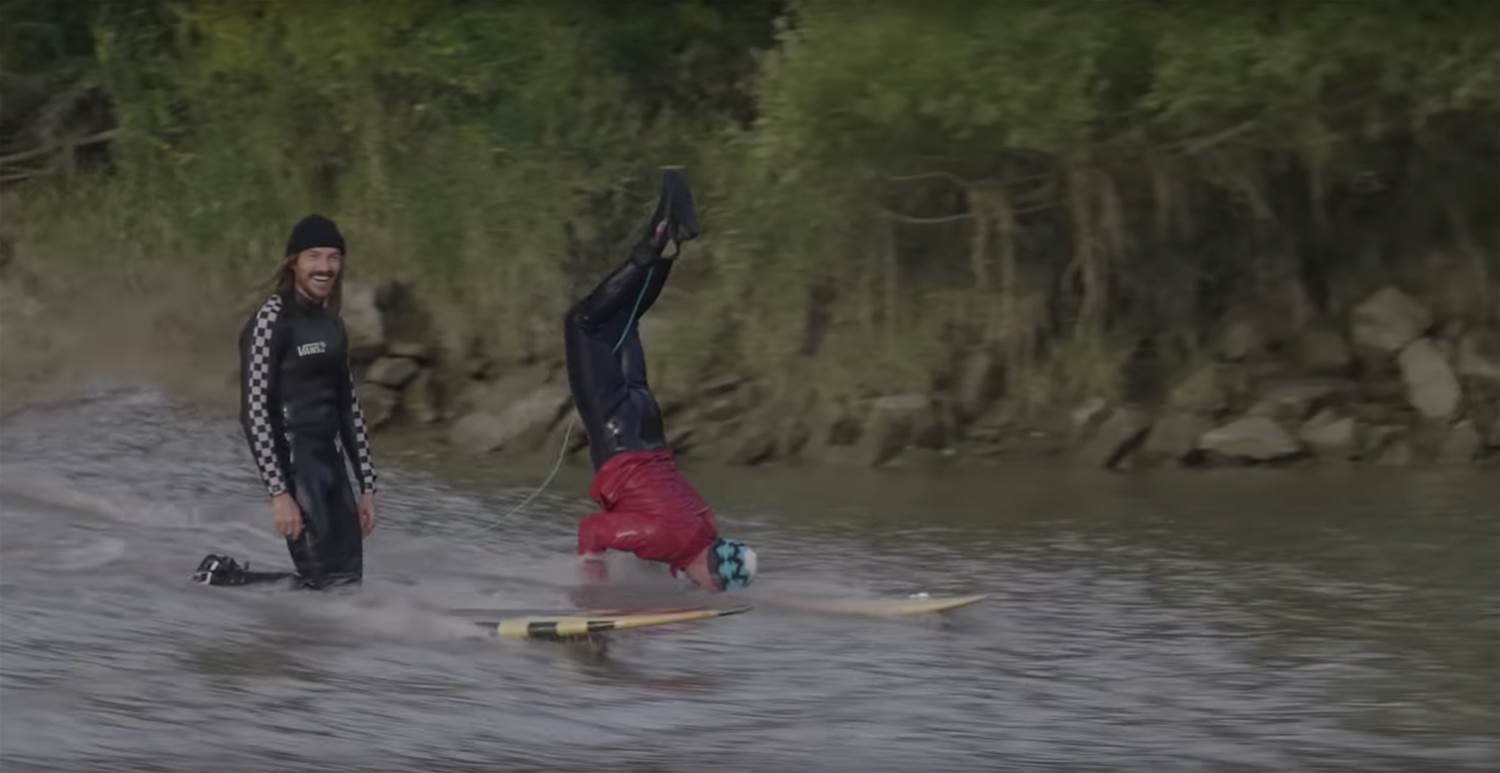 Weird Waves: The Severn Bore