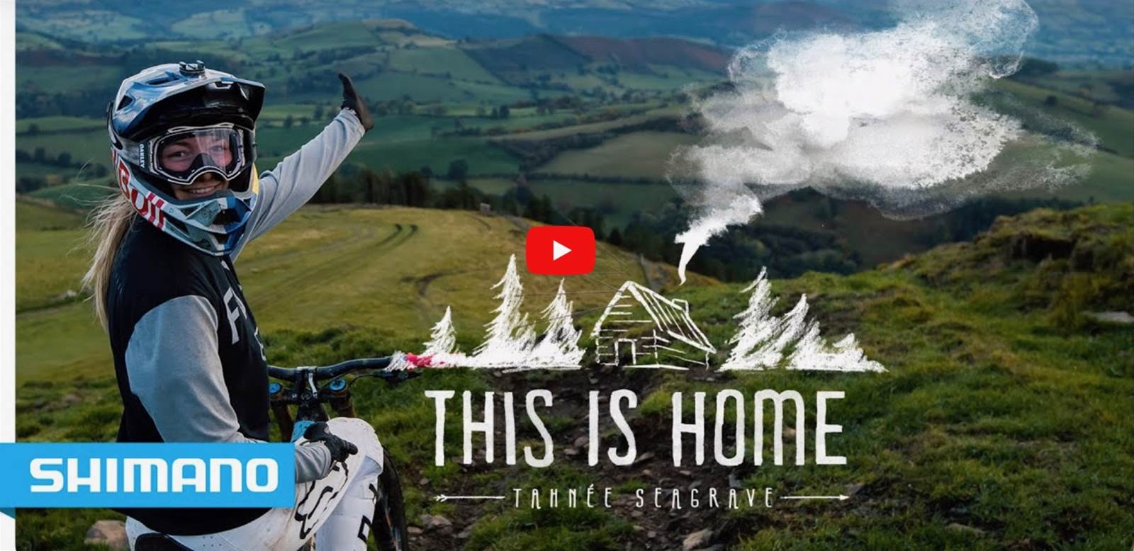 Tahnée Seagrave - This is Home | SHIMANO