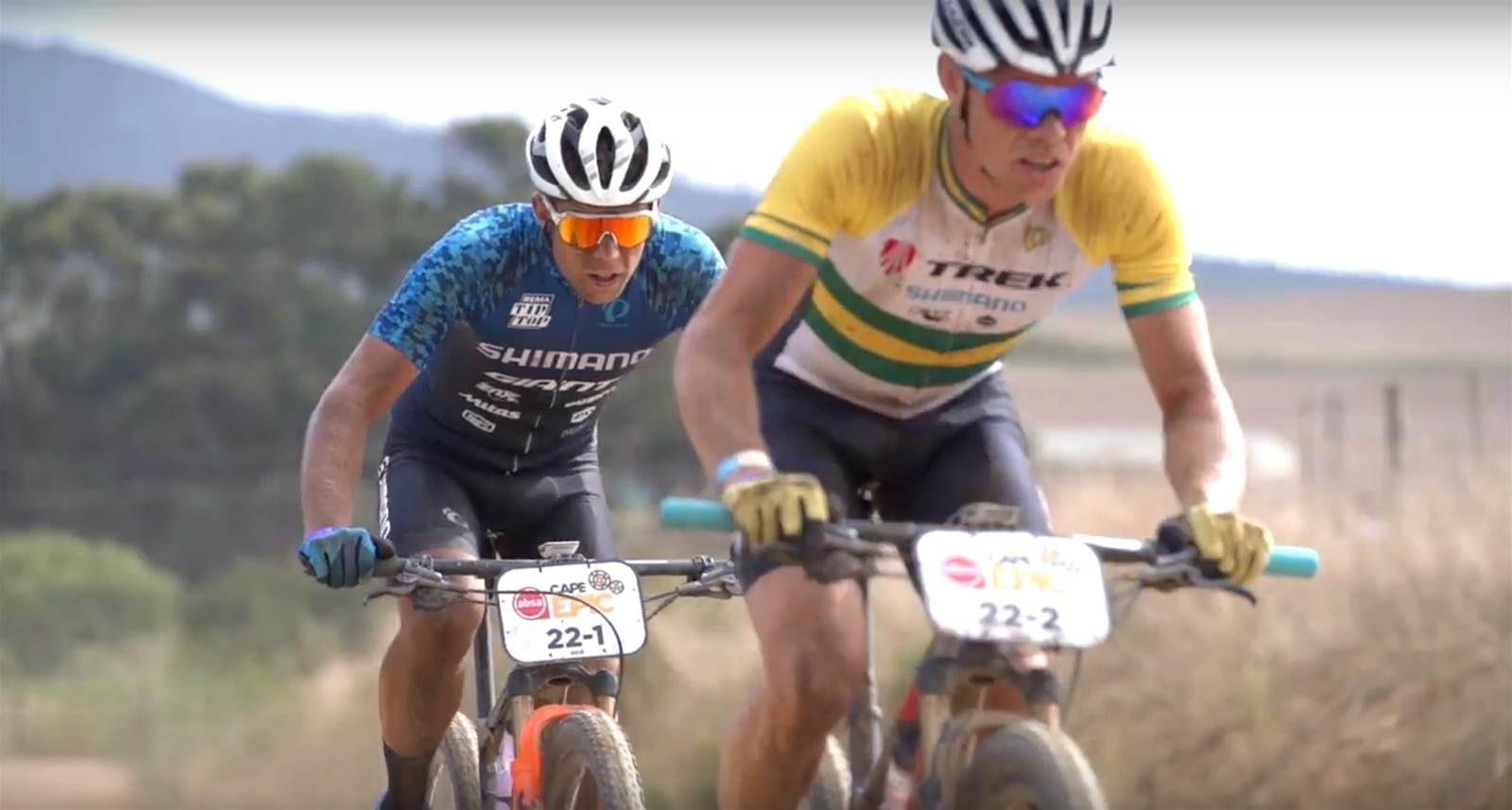 Stage 1   Journey to Cape Epic 2019