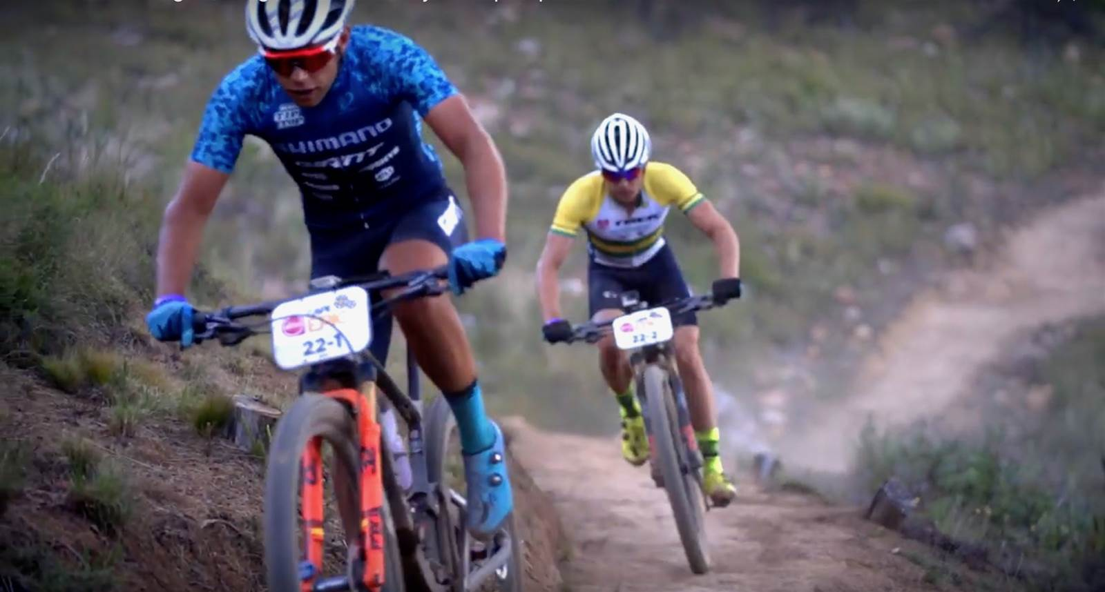 Stages 5-6 | Journey to Cape Epic 2019