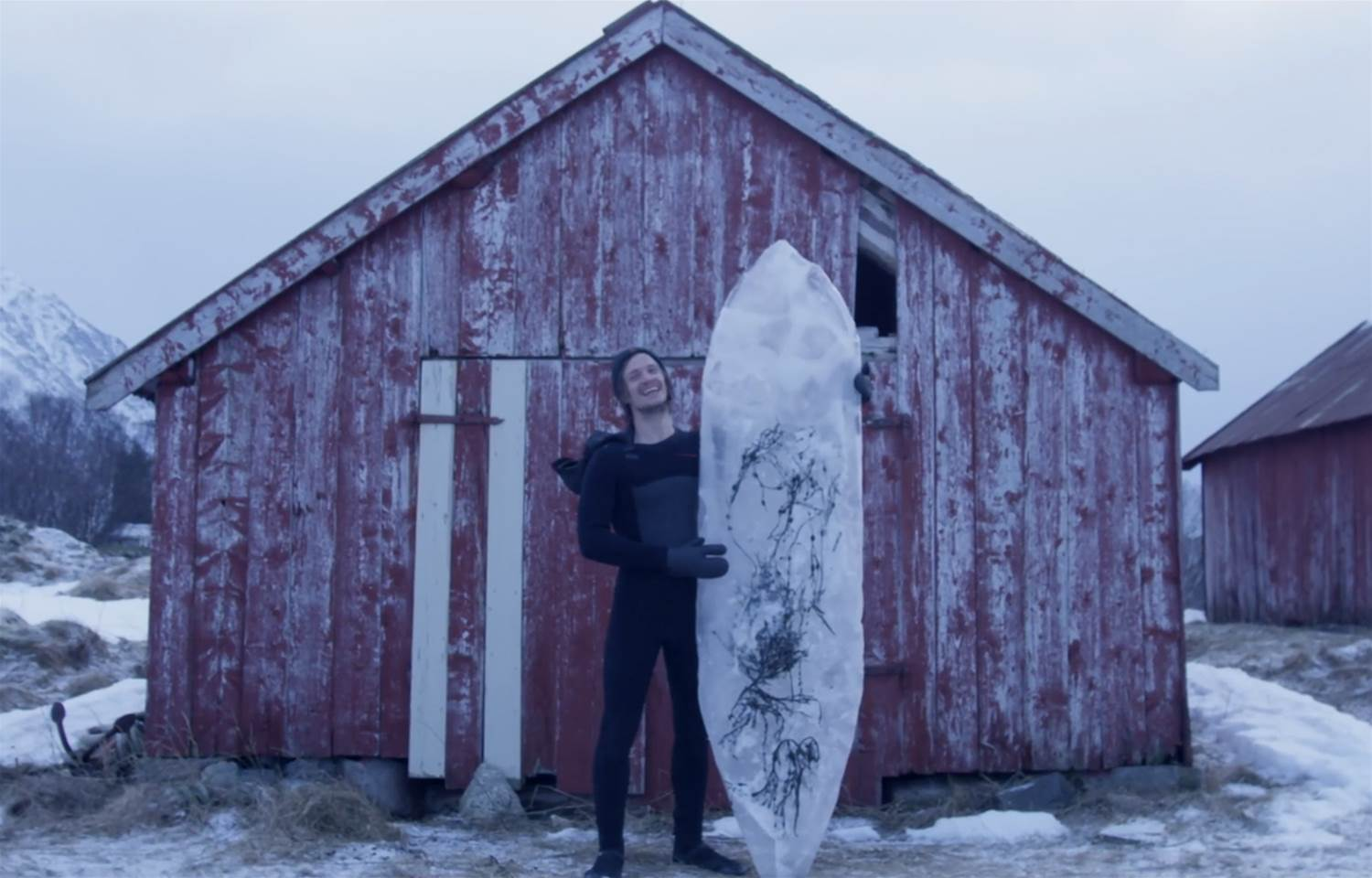 Can You Carve A Surfboard From Ice?