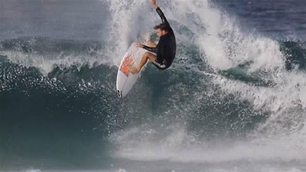 D'bah Daze: Quik Pro Freesurfing highlights