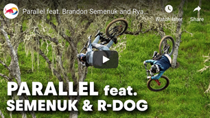 Parallel feat. Brandon Semenuk and Ryan Howard