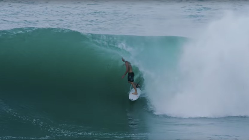 Jordy Smith Set Loose In Mexican Perfection