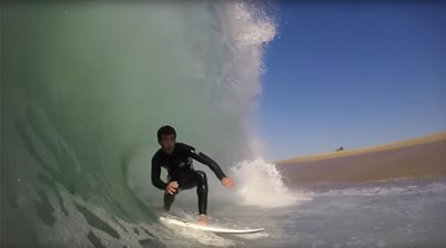 Mason Ho Takes On The Wedge