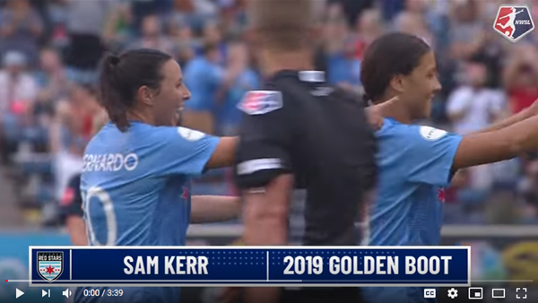 WATCH! All 18 Kerr NWSL goals this season