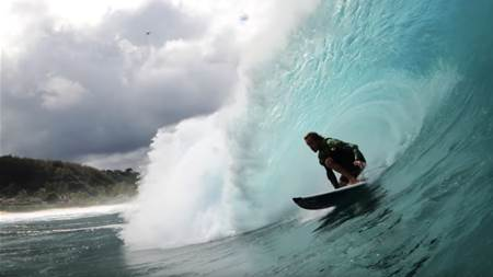 Immaculate Vision from Pipe's Opening Day