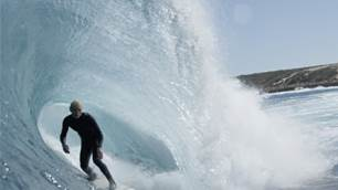 Russ Bierke and Darcy Piper Go Slab Hunting in the Desert