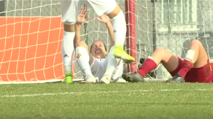 WATCH! Snubbed Matildas icon continues scoring spree