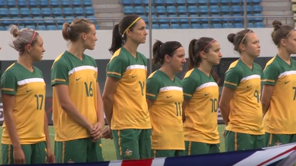 WATCH! Flashback to Matildas 7-0 Chinese Taipei
