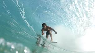 Watch: Mason Ho do His Thing on a Tommy Peterson Fireball Fish