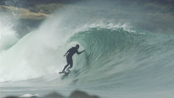 Watch: Dion Agius and Brendon Gibbens Express Themselves in Tasmania