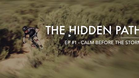 The Hidden Path - Maxime Marotte