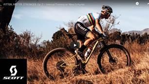 Fitter, Faster, Stronger Part 2 - Nino Schurter