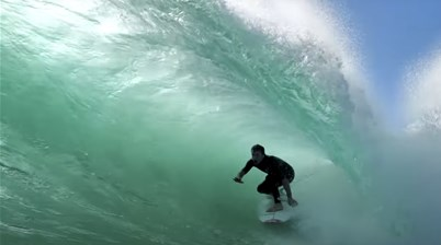 Behind The Rock at Snapper