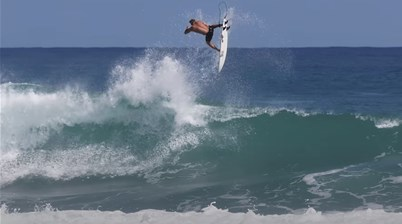 Watch: The Florence Bros Go Big on Primo Hawaiian Ramps