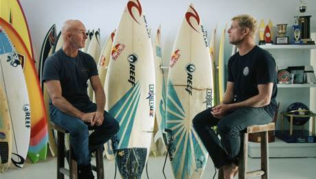 Watch: Mick and DHD Discuss the Board that Took Mick to His First World Title