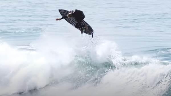 Watch: Tanner Gudauskas Star in Digital Surf, Digital World