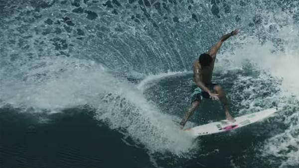 Watch: Filipe Toledo's Latest Clip Will Leave Your Jaw on the Floor