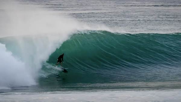 Watch: Nate Behl Go Absolutely Berserk in Indo
