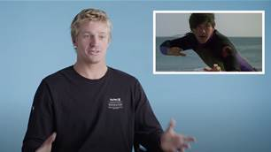 Watch: Kolohe Andino Critique Hollywood Surf Scenes